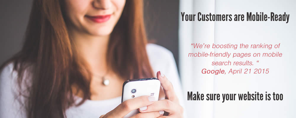 Get your website mobile-friendly with Tommys Boy Design